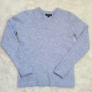 Banana Republic Aire Crew Neck Sweater Blue L